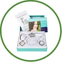 Perfect Skin Brushing System For Women And Men By ESS